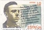 Sellos de Europa - España -  Literatura española- El Niño Yuntero     (D)