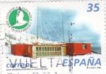 Sellos de Europa - España -  Base Antartica española Juan Carlos I     (D)