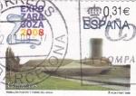Stamps Spain -  Expo-Zaragoza 2008     (D)