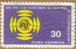 Stamps Cuba -  Centenario de la UIT
