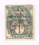 Stamps Morocco -  PROTECTORAT FRANCAISE