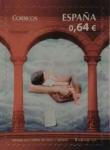 Sellos del Mundo : Europa : España :  maternidad en el portal del cielo. 2010