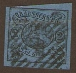 Stamps Europe - Germany -  Clásicos - Brawnschweig