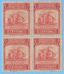 Stamps Paraguay -  Marina mercante nacional