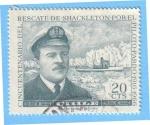 Stamps Chile -  Cincuentenario del rescate de Shackleton