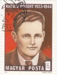 Stamps : Europe : Hungary :  Kreutz Robert 1923-1944 cirujano dentista