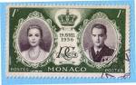 Stamps : Europe : Monaco :  Monarquía