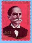 Stamps Honduras -  Centenario del sello postal