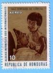Stamps : America : Honduras :  Aldeas Infantiles SOS Internacionales