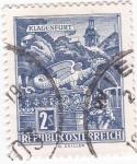 Stamps : Europe : Austria :  Klagenfurt