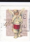 Sellos de America - Canadá -  Christmas Noel