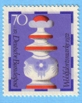 Stamps : Europe : Germany :  Woblfabrtsmarke