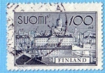 Stamps : Europe : Finland :  Suomi