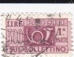 Sellos de Europa - Italia -  Sul Bollettino