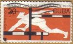 Stamps Cuba -  PRIMEROS JUEGOS NACIONALES