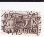Stamps Italy -  Sul Bollettino