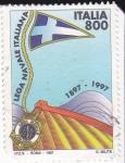 Sellos de Europa - Italia -  Lega Navale italiana