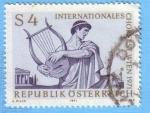 Stamps : Europe : Austria :