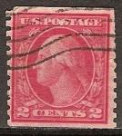 Sellos de America - Estados Unidos -  George Washington.