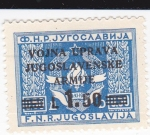Sellos de Europa - Yugoslavia -  escudo
