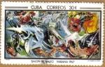 Stamps Cuba -  SALON DE MAYO
