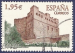 Stamps Spain -  RESERVADO Edifil 4171 Castillo de Valderrobres 1,95