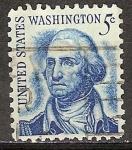 Sellos de America - Estados Unidos -  George Washington (1732-1799).