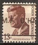 Sellos del Mundo : America : Estados_Unidos : John F. Kennedy,