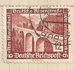 Stamps Germany -  Autopistas