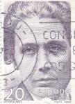 Stamps Spain -  Victoria Kent     (E)