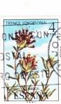 Sellos de Europa - España -  Thymus longiflorus     (E)