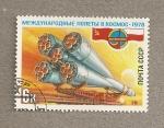 Stamps Russia -  Portador del Soyuz