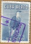 Sellos de America - Cuba -  AGUILA