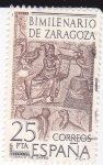 Stamps Spain -  bimilenario de Zaragoza     (E)