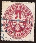 Stamps Europe - Germany -  Clásicos - Prusia