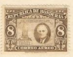 Sellos de America - Honduras -  REPUBLICA DE HONDURAS-SELLOS AEREOS