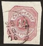 Stamps Germany -  Clásicos - Württemberg