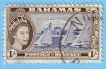 Stamps : America : Bahamas :  Yacht Racing