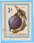 Stamps Cuba -  Caimito