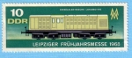 Stamps : Europe : Germany :  Leipziger Fruhjahrsmesse