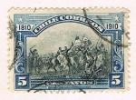 Sellos del Mundo : America : Chile : CENTENARIO DE LA INDEPENDENCIA 1810-1910