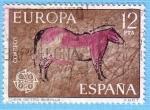 Stamps : Europe : Spain :  Cueva de Tito Bustillo