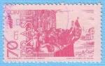 Stamps : America : Brazil :  Aclamación