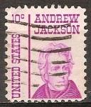 Sellos del Mundo : America : Estados_Unidos : Andrew Jackson.