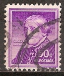 Stamps United States -  Susan B. Anthony.