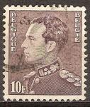 Sellos del Mundo : Europa : Bélgica : Rey Leopoldo III.