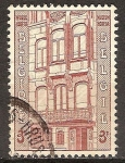 Sellos del Mundo : Europa : Bélgica : Museo Víctor Horta (Arquitecto).