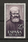 Stamps Spain -  Rio Muni./ Pro Infancia.