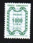 Sellos de Asia - Turquía -  Valor