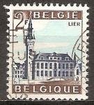 Sellos del Mundo : Europa : Bélgica : Lier (Bélgica).